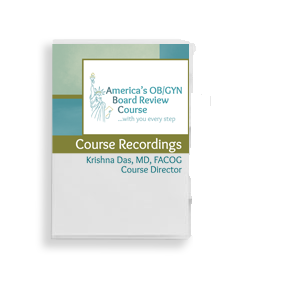 Course Recordings for AOBOG Exam