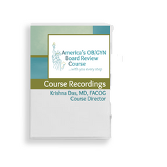 Course Recordings for ABOG Exam
