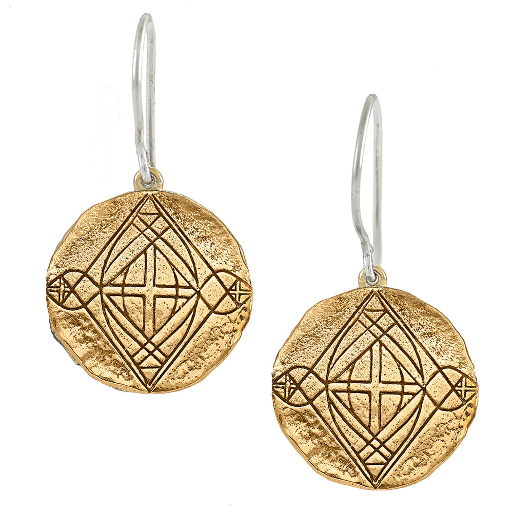 DIVINE PROTECTION EARRINGS