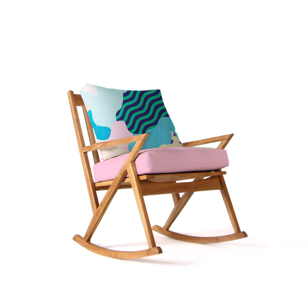 Popculture Rocking Chair