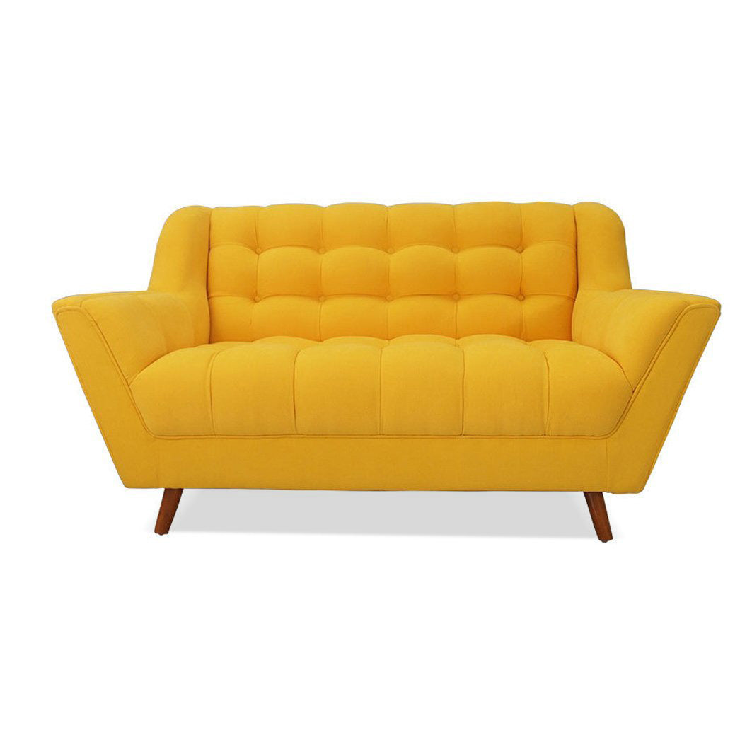Vanya Sofa Yellow