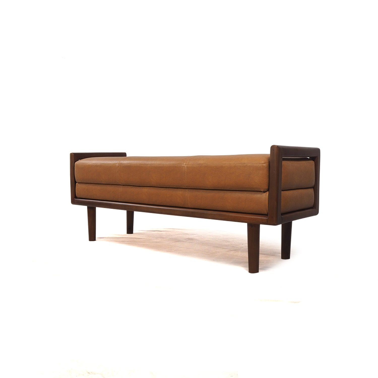 Milo Bench Leather