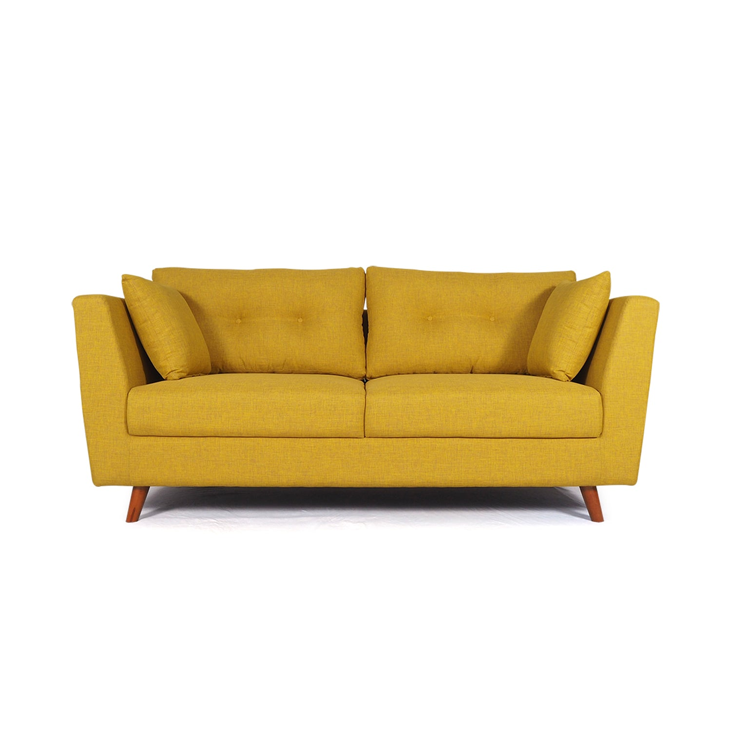 Zuri 2 Seater Yellow
