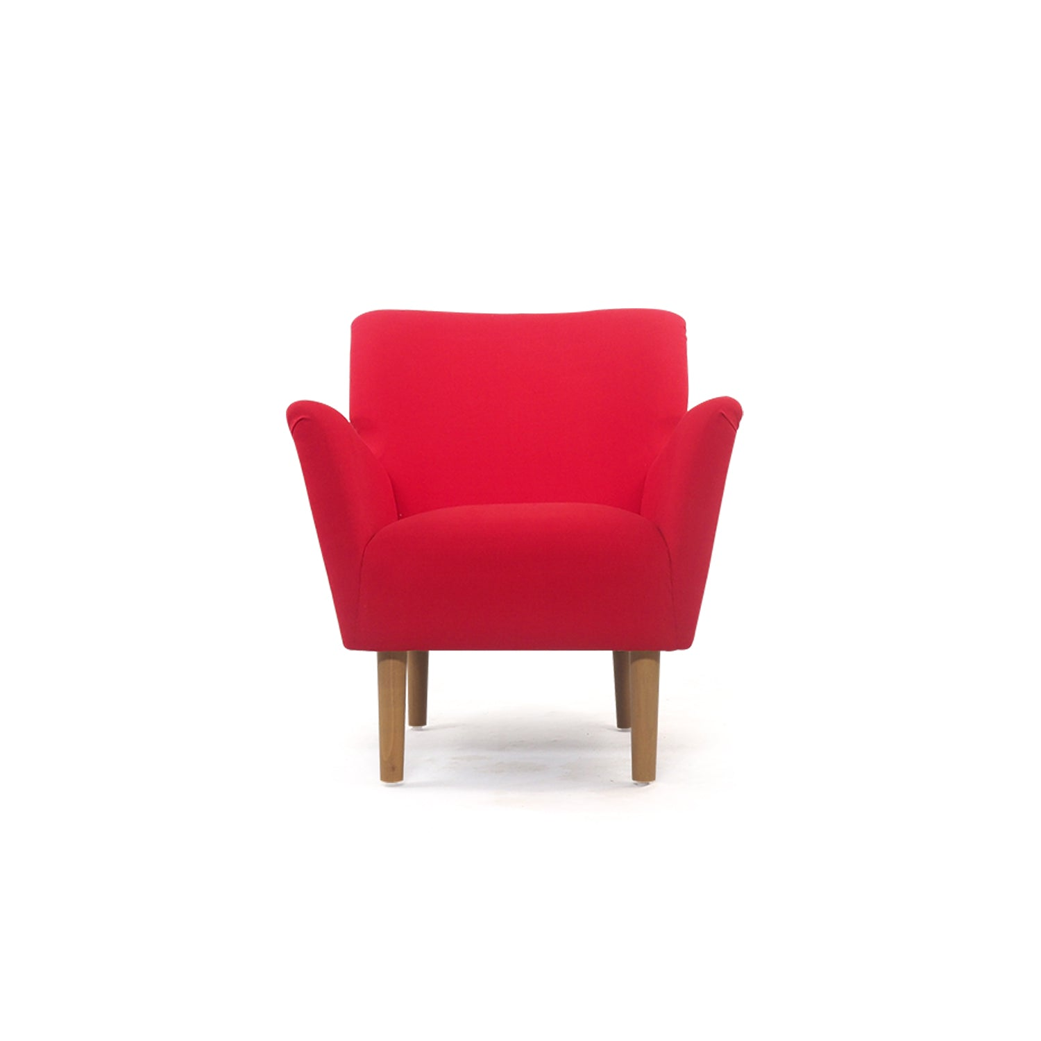 Armchair Red Polkadot