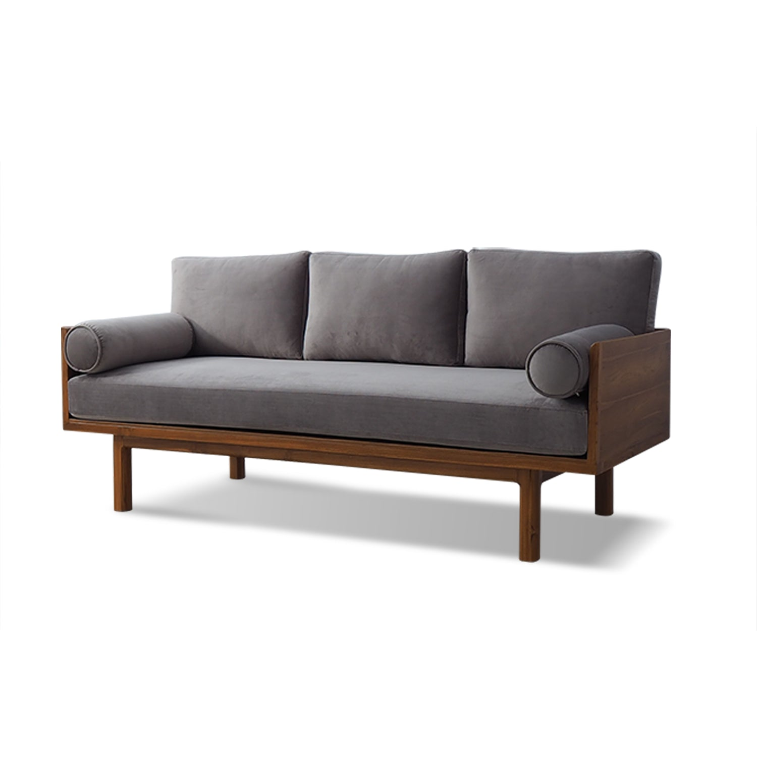 Sofa Wood Solid