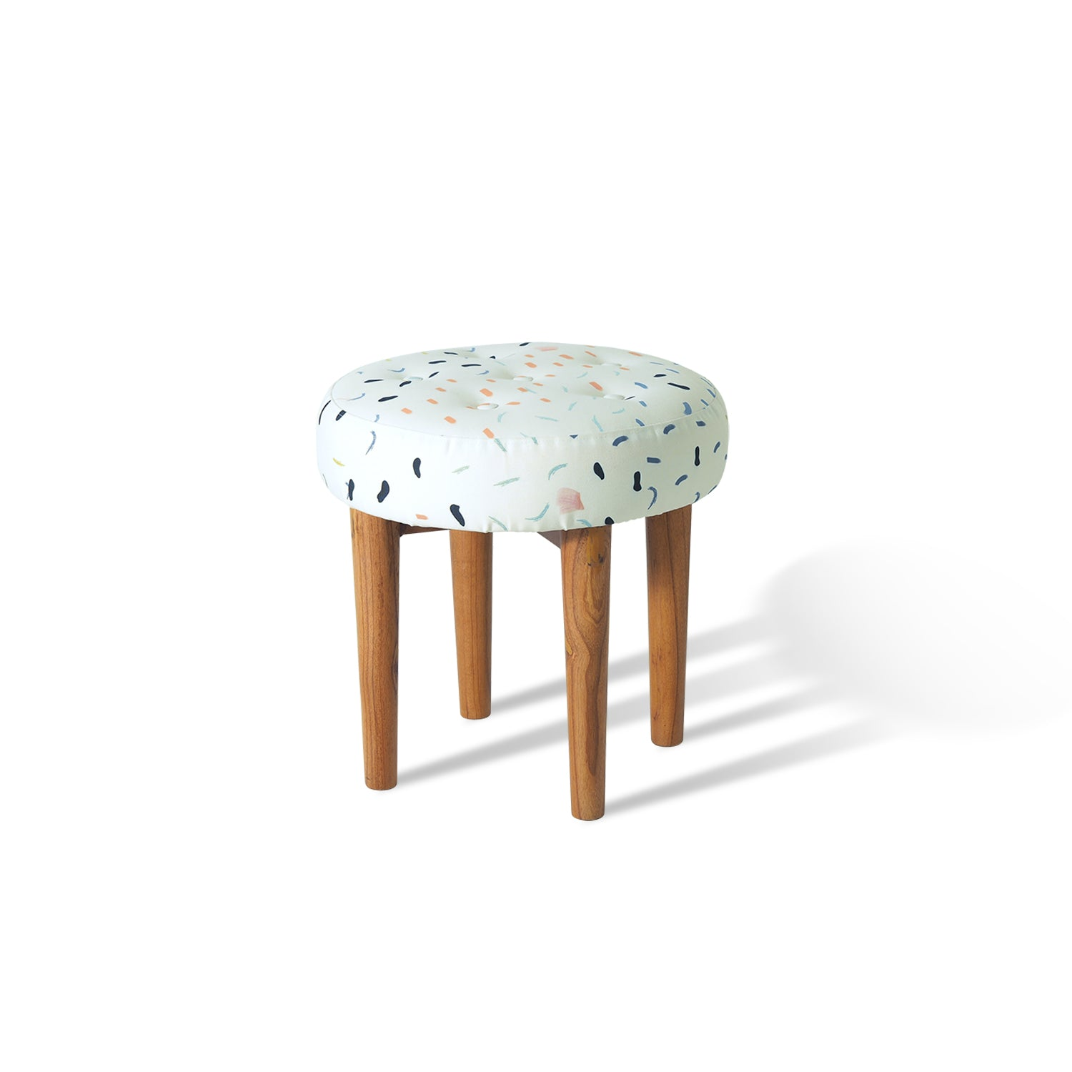 Embun Senja Rounded Stool