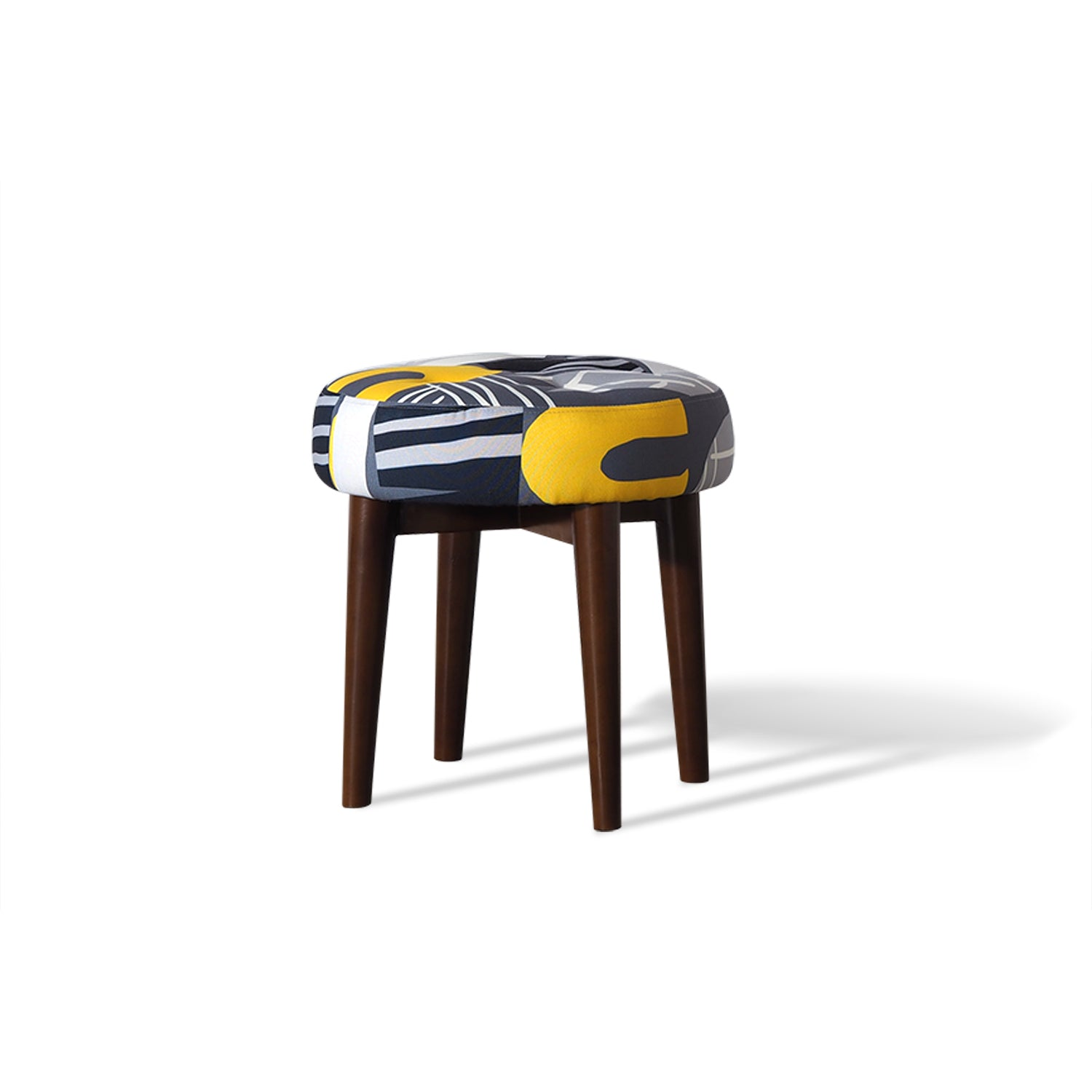 Paypow Black Stool