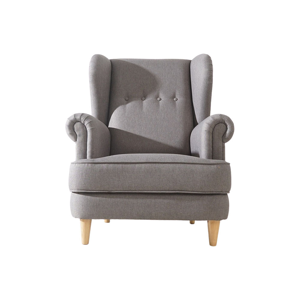 Vocado Wingchair Grey