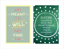 Load image into Gallery viewer, Set of Motivational Posters(10 posters)