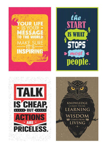 Set of Motivational Posters(10 posters)