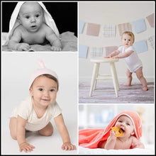 Load image into Gallery viewer, Cute Baby Combo Poster Set of 4 Poster