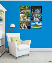 Load image into Gallery viewer, Nature Wildlife Farmlands Jungle Waterfalls Photo Poster(Set of 6)