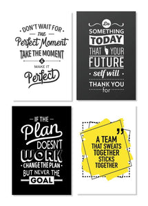 Motivational Positive Office Quotes Posters