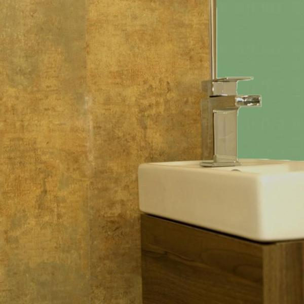Autumn Blush Bathroom Wall Panels PVC 5mm Thick Cladding 2.6m x 250mm - Claddtech
