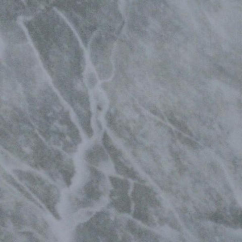 Grey Stone Marble Bathroom Wall Panels PVC 5mm Thick Cladding 2.6m x 250mm - Claddtech