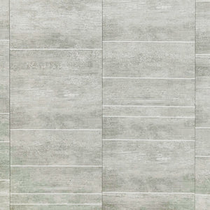 Arian Light Grey Stone Tile 8mm Bathroom Wall Panels (Pack of 4) - Claddtech
