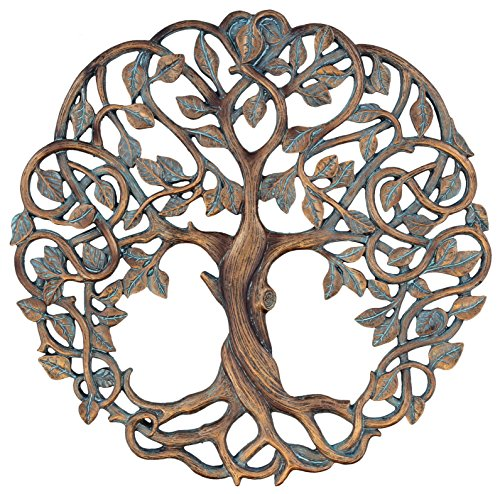 Old River Outdoors Tree of Life Wall Plaque