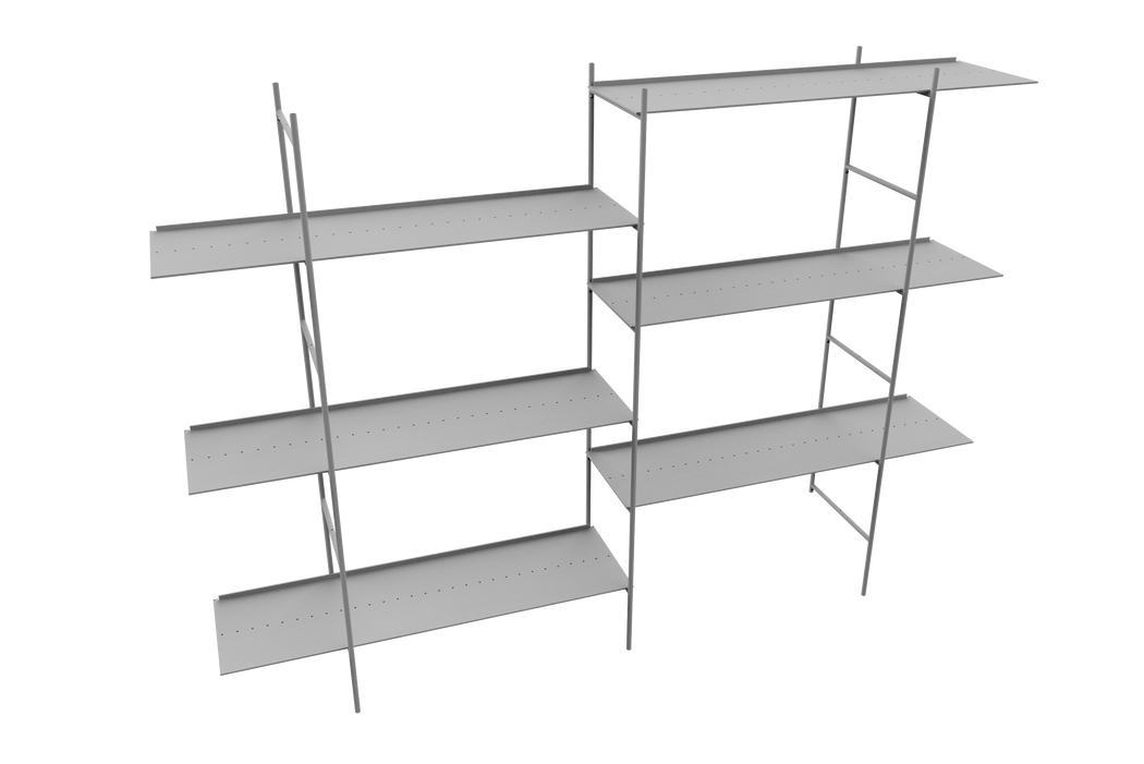 PHANTOM SHELVING SYSTEM