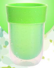 Flavored Water cup | Drink aromatic water and fewer beverages