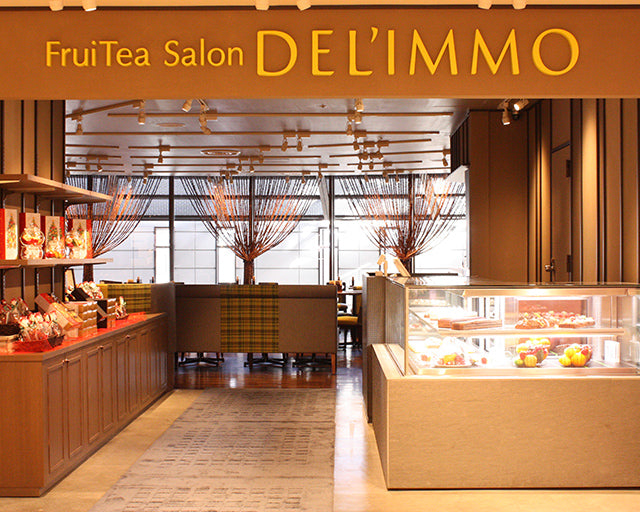 FruiTea Salon DEL'IMMO大丸神戸店