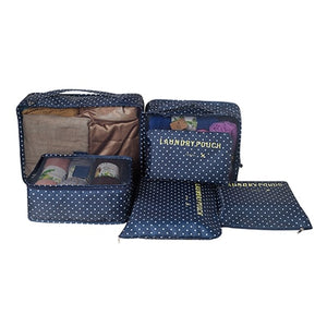 Travel Bag Packing Cubes