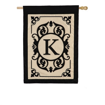 "Cambridge Monogram ""K"" - Simply Devine Gifts and Decor"