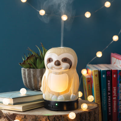 Sloth Medium Diffuser - Simply Devine Gifts and Decor