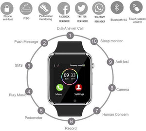 Tubman 2 Smart Watch