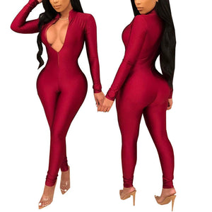 Hot Girl Jumpsuit Romper