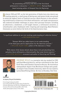 Black Fortunes: The Story of the First Six African Americans Who Survived Slavery and Became Millionaires by Shomari Wills