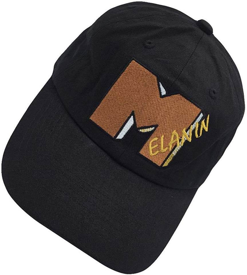 Dope Melanin Dad Hat