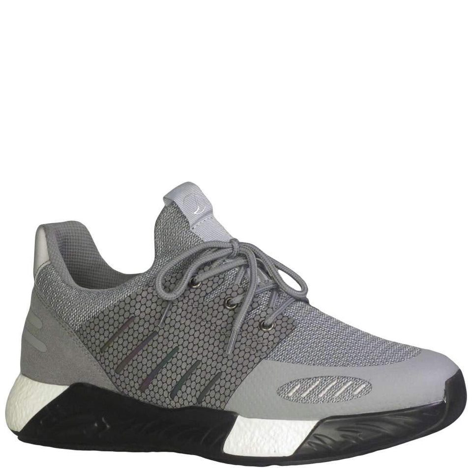 Light Grey Color Designer Sneakers
