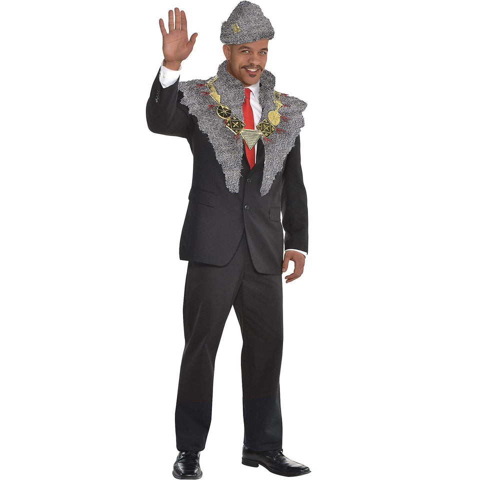 Prince Of Zamunda Halloween Costume