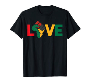 African Pride T shirt