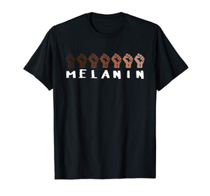 Rep Your Melanin T Shirt