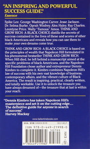 Think and Grow Rich: A Black Choice by Dennis Kimbro, Napoleon Hill