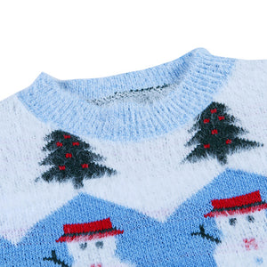 Ugly Snowman XMas Sweater