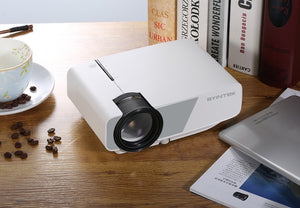 Olmec Projector LED Portable Home Theater HD Mini Projector