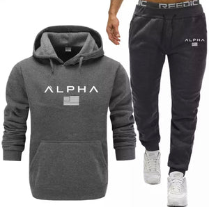 "The King ""Alpha"" Sweatsuit"
