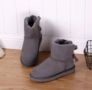 "Womens ""Tassle Boot"""
