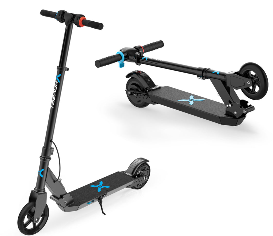 Black X Electric Scooter
