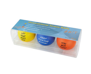 Motivational Quoted Stress Balls
