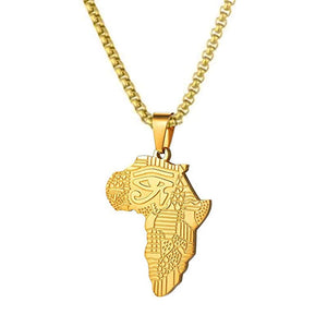 Kemet Africa Necklace