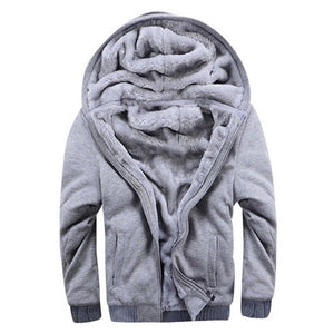 Hooded Fleece
