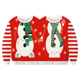 Couples Attached XMas Sweater