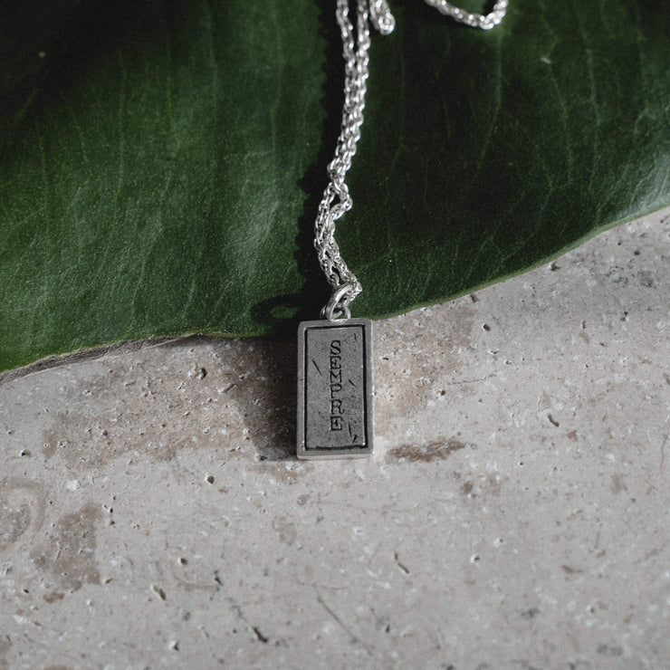 The Sempre Pendant—A Corlett Exclusive