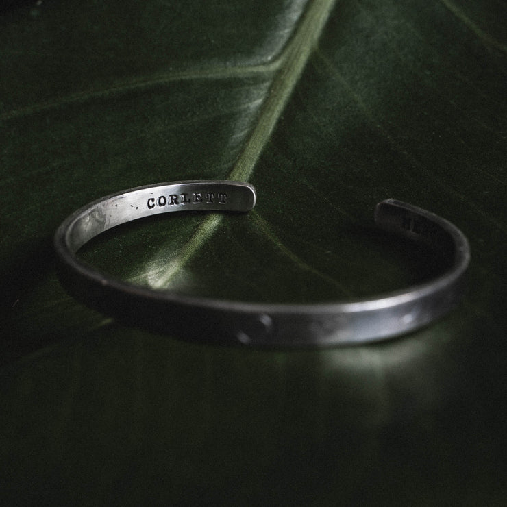 The Luna Cuff—A Corlett Exclusive