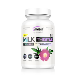 MILK THISTLE 90 caps/45 serv