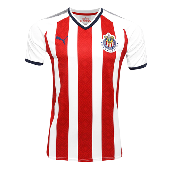 JERSEY CHIVAS LOCAL 17/18  | PUMA