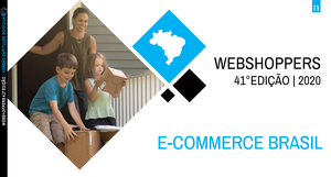 Webshoppers 41 - E-Commerce Brasil